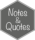 Notes & Quotes Logo